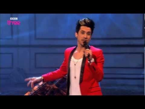 Russell Kane on R'n'B Music - Live At The Electric Unseen - BBC Three - YouTube