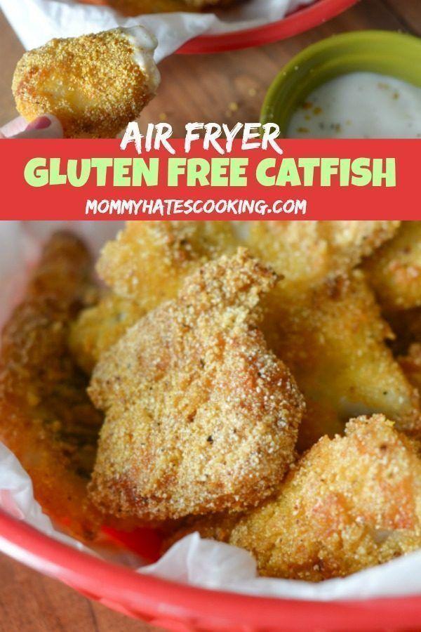 Air Fryer Catfish Recipe Food Recipes Catfish Recipes Fish Recipes