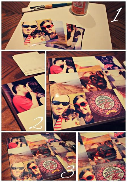 DIY Instagram Canvas Art