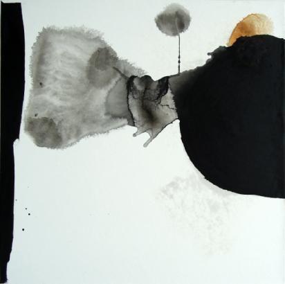 """Exposition """"Patricia Erbelding, peintures - estampes"""", jusqu'au 7 novembre à la Galerie Artraces à Vincennes, sur rendez-vous. http://www.erbelding.fr http://artraces.fr"""
