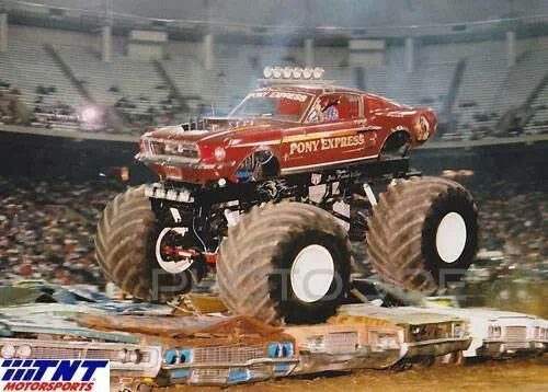 Best Monster Trucks Images On Pinterest Lifted Trucks