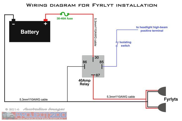 Wiring Diagram Incredibleiring For Relay Photo New Bosch