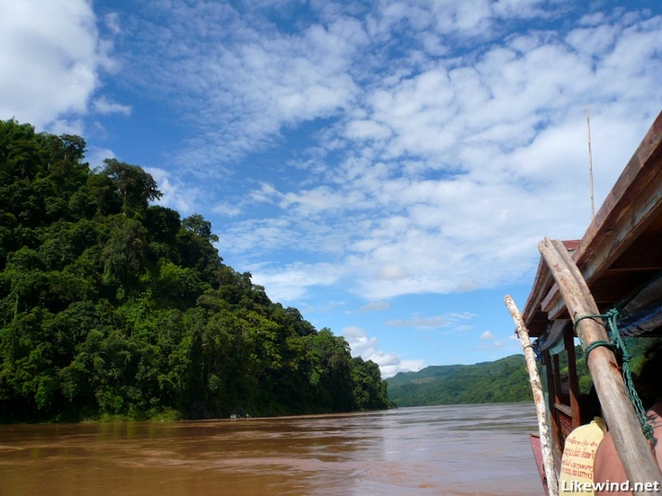 Would love to visit Laos and Vietnam and go tubing on the Mekong River.