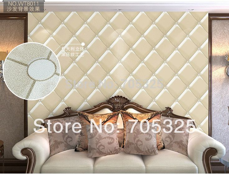 Европа дамаск стены бумаги пвх тиснением текстурированные обои Rolls украшения дома с-260