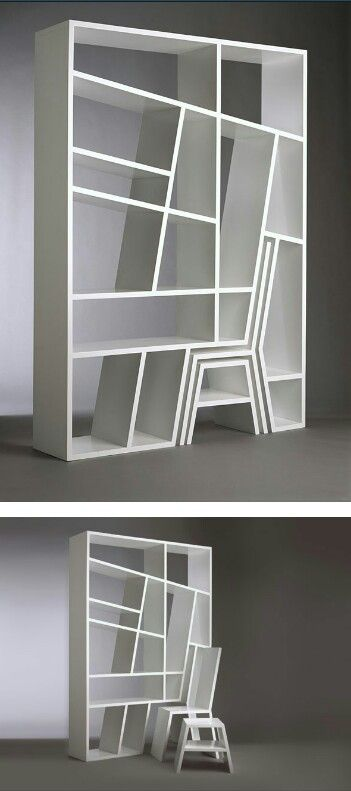 Shelf Life Unit O Room Divider. Part 74