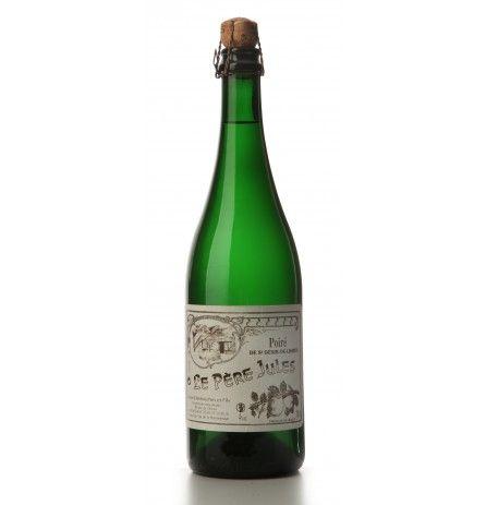 Le Pere Jules Pear Cider Pays D'Auge 5% 750ml