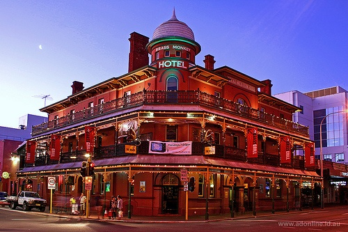 """The Brass Monkey...""""The night is still young!"""" Perth, Australia"""