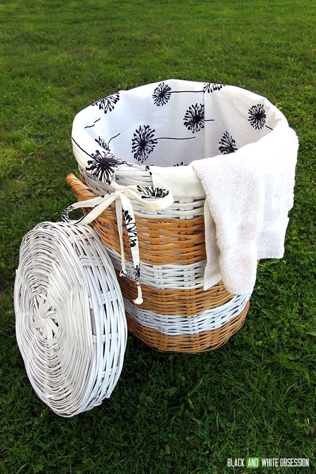 DIY Hamper/Laundry Bag Tutorial