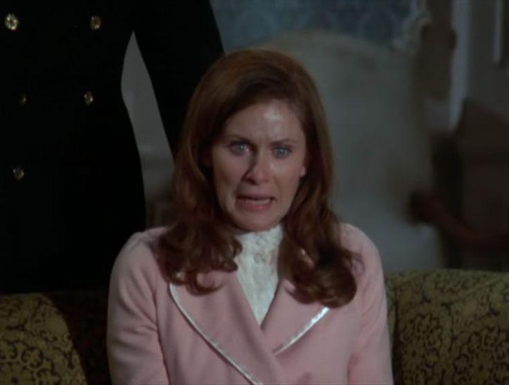Susan Clark in Columbo: Lady in Waiting (1971)