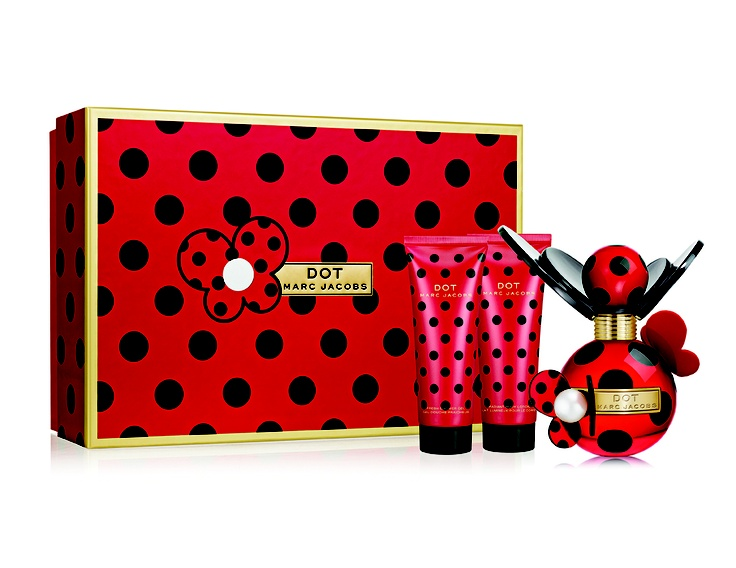 Marc Jacobs: Dot 50ml Eau de Toilette Gift Set