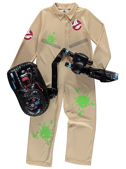 Ghostbusters Fancy Dress Outfit, read reviews and buy online at George at ASDA. Shop from our latest range in Kids. Who you gonna call? If you're aiming to w...
