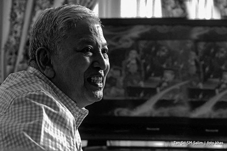 AkarpadiNews | Tan Sri SM Salim Johan Musik Melayu