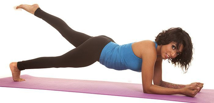 21 Plank Exercises To Strengthen And Tone Your Core And Back – #Core #Exercises …