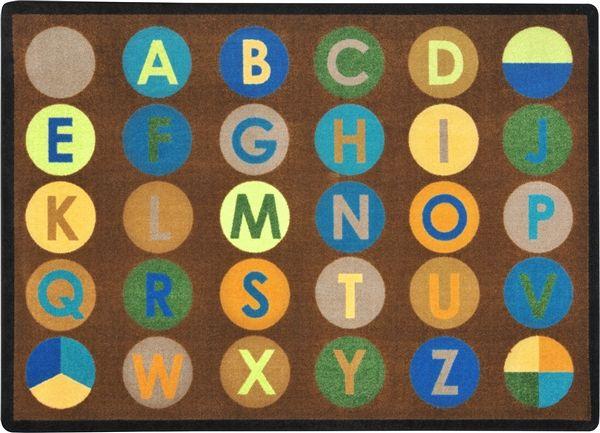 alpha dots rug earthtone jc1801etxx joy carpets