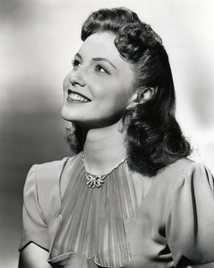 Joan Leslie..-- 1925 - 2015...She was a lovely actress...
