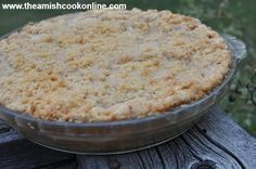 Sour Cream Apple Pie | Amish Recipes Oasis Newsfeatures