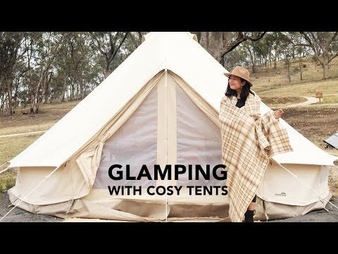 Cosy Tents | Luxury Camping Daylesford - A True Glamping Experience