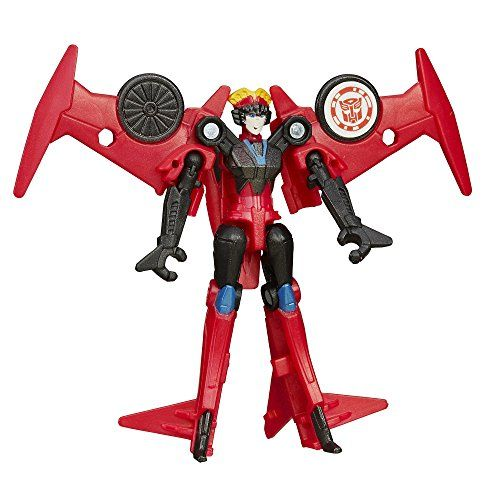 Transformers Robots in Disguise Legion Class Windblade Figure >>> Want to know more, click on the image.Note:It is affiliate link to Amazon.
