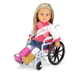 Newberry(TM/MC) Fashion Doll 'Heal And Care' Set - Sears