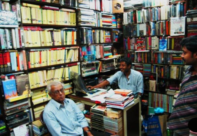 8 Of The Best Bookstores In Kolkata