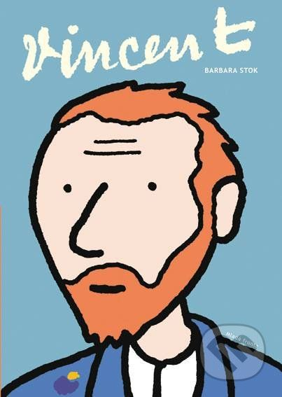 Vincent (Barbara Stok) komiks
