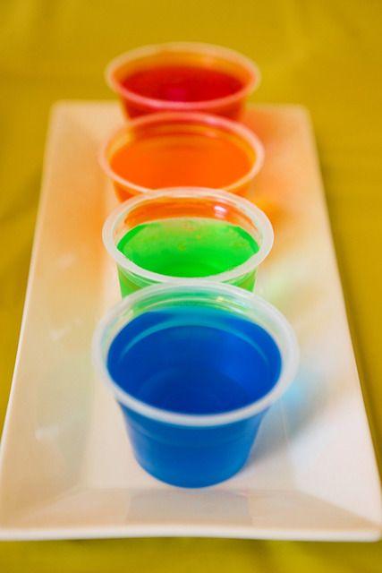 "Photo 1 of 48: rainbows, unicorns, 80's / Birthday ""Rainbow 80's Party"" | Catch My Party"