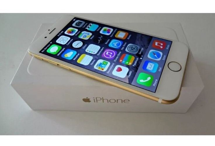 Apple iPhone 6s - 16GB - (Sprint) Gold Smartphone (with Original Gold Box) 888462500753 | eBay