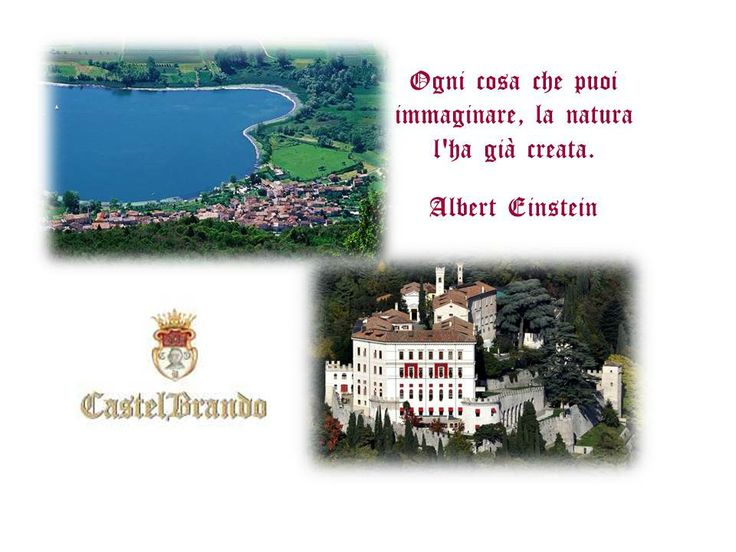 #quoteoftheday #castelbrando #castello #castle #veneto #tresure #nature