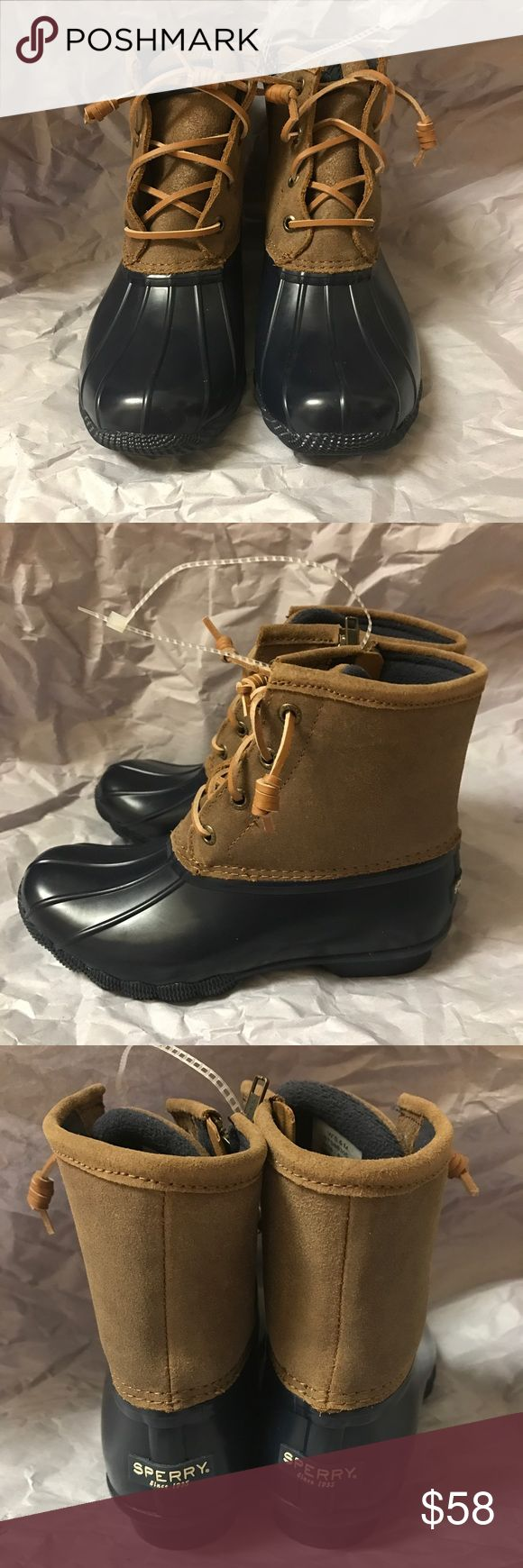 NWT Sperry DUCK BOOTS RAIN BOOTS WOMEN Brand new with store tag Sperry Shoes Winter & Rain Boots