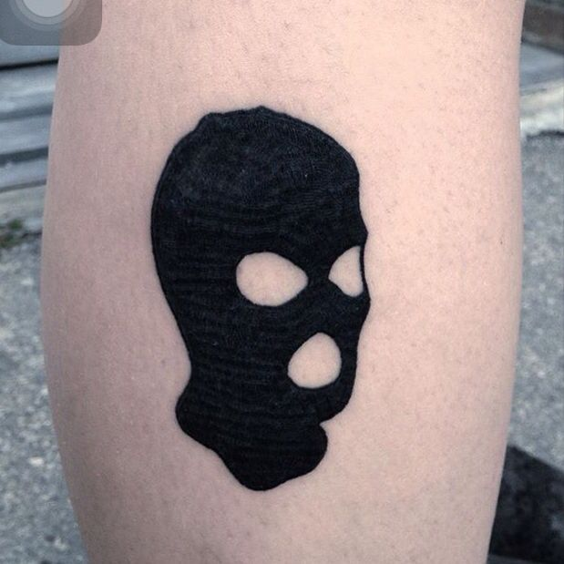 219 best images about ink on pinterest octopus tattoos for Ski mask tattoo
