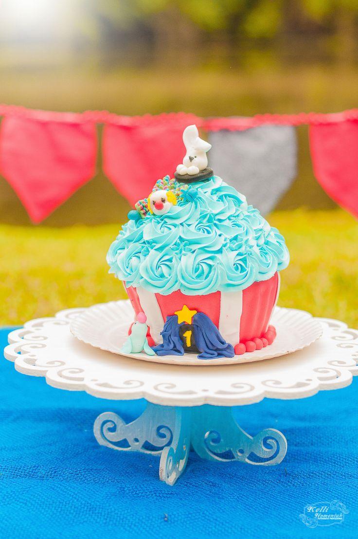 1000 Ideas About Cupcake Smash Cakes On Pinterest