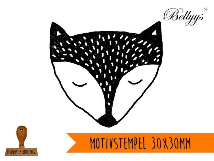Sprüche & Slogans - Stempel - ein Designerstück von Bellyys bei DaWanda
