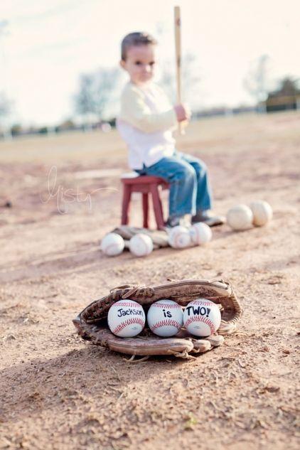 Misty Doyle Photography - Little boy baseball