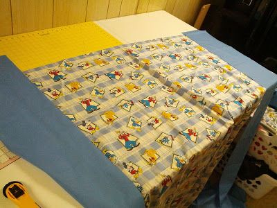 How to Make Twin Fitted Sheets | MadFoamingCat's Fumbled Creations- buying fabric by the yard