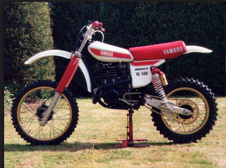 1978- Yamaha Powroll HL500 Kit Racer