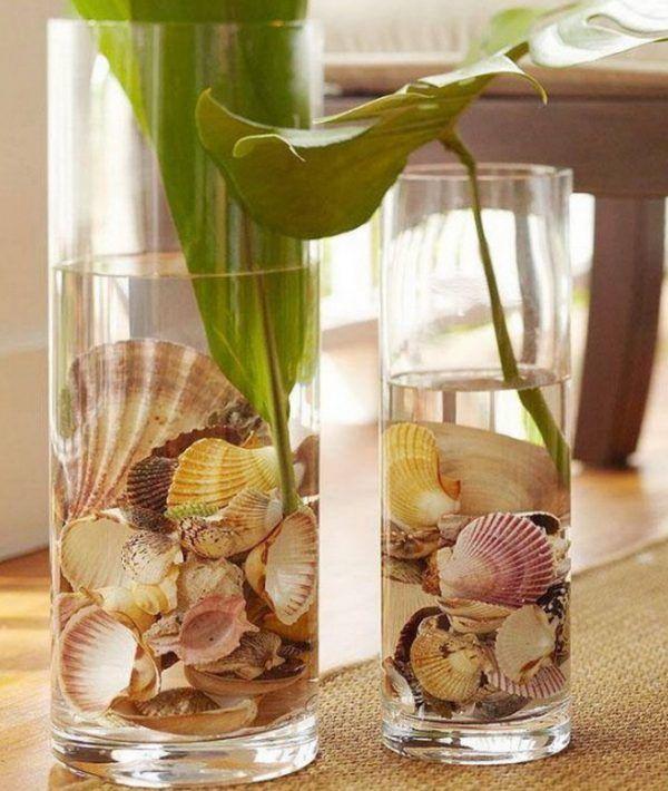 Sea Shells Decoration Ideas Sea Shell Decor Shell Decor Decorating Your Home