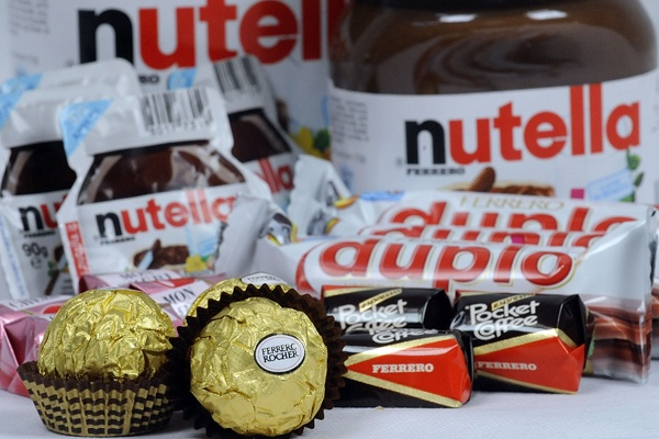 5. Michele Ferrero, Italy  Estimated Net Worth: 16.4 billion   Origin of Wealth: Ferrero SpA, chocolates.  Michele Ferrero, Italy's richest man, owns Ferrero SpA. Founded in Alba, Italy in 1946 by Ferrero's father, Pietro, Ferraro is the fourth largest chocolate maker in the world, known for its Kinder, Nutella and Tic Tac brands. Pietro's great idea was to create a chocolate-like sweet using hazelnuts, which were abundant in the countryside around Alba in the post-war years.