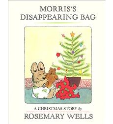 Morris's Disappearing Bag - family Christmas bookshelf