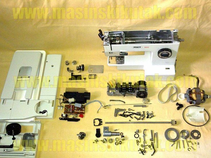 Pfaff1222 i pfaff 1222 pinterest - Reparation machine a coudre pfaff ...