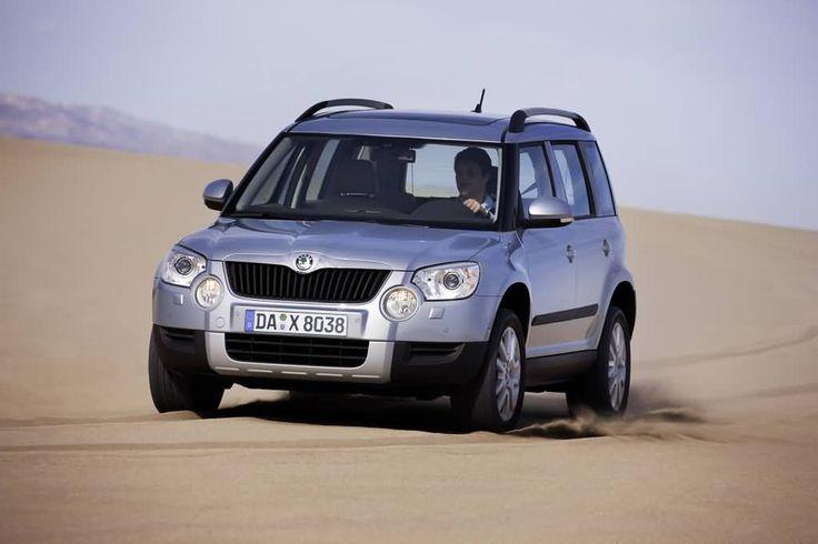 Skoda Yeti Modellbeschreibung Neuigkeiten rund um SUVs