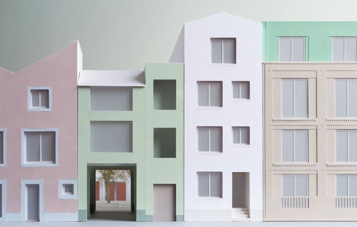 Falconplein Housing - /media/images/Street-view-through-passage.jpg
