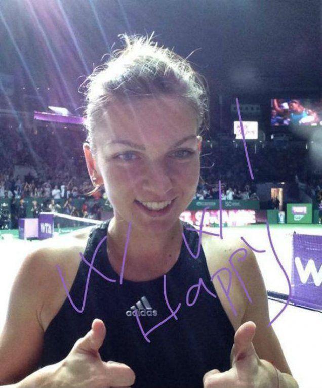 Simona Halep a fost umilită în direct de o fostă jucătoare de tenis!   Sport   Spynews.RO