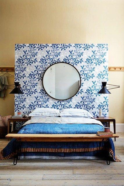 17 meilleures id es propos de lit rond sur pinterest for Miroir rond chambre