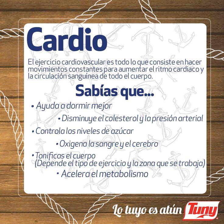 Conoce los beneficios de realizar ejercicio cardiovascular.