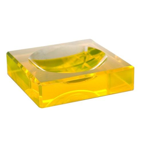 "The Charm Candy Bowl is made with the finest grade of solid 2"" thick acrylic, these bowls are available in 7 different colors and are a great way to add sophisticated fun and color to your home.In addition to using the Charm Candy Bowl to serve candy in, you can also use them to display beautiful flowers. Just bunch and tie together mini bouquest of flowers, add water to the bowl, and let them float in or rest on the rim of the bowl."