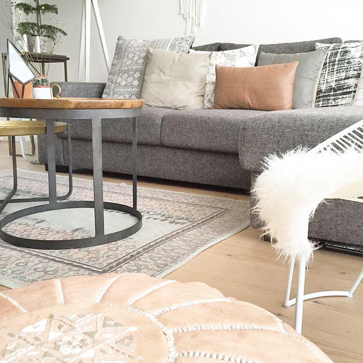 Stoere meubels, subtiele kleurtjes, zwart, wit en hout. Dat is in het kort het interieur van Karen. Zelf kan ze daar natuurlijk veel beter over vertellen en dat doet ze deze week met haar mooiste foto