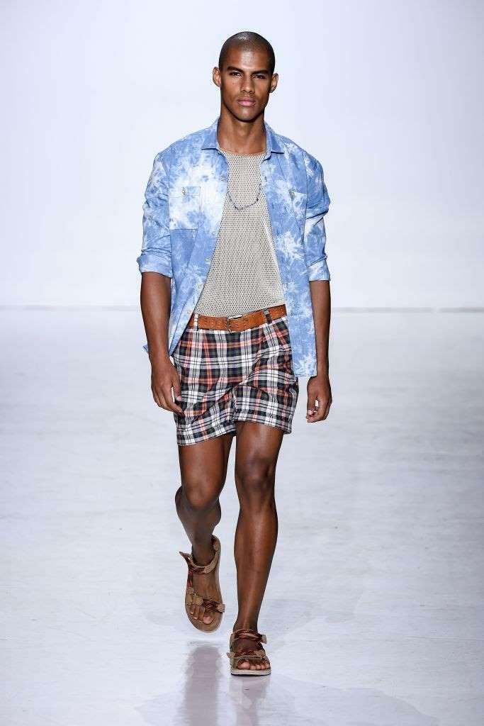 Parke & Ronen Spring-Summer 2018 Collection | New York Fashion Week Men's
