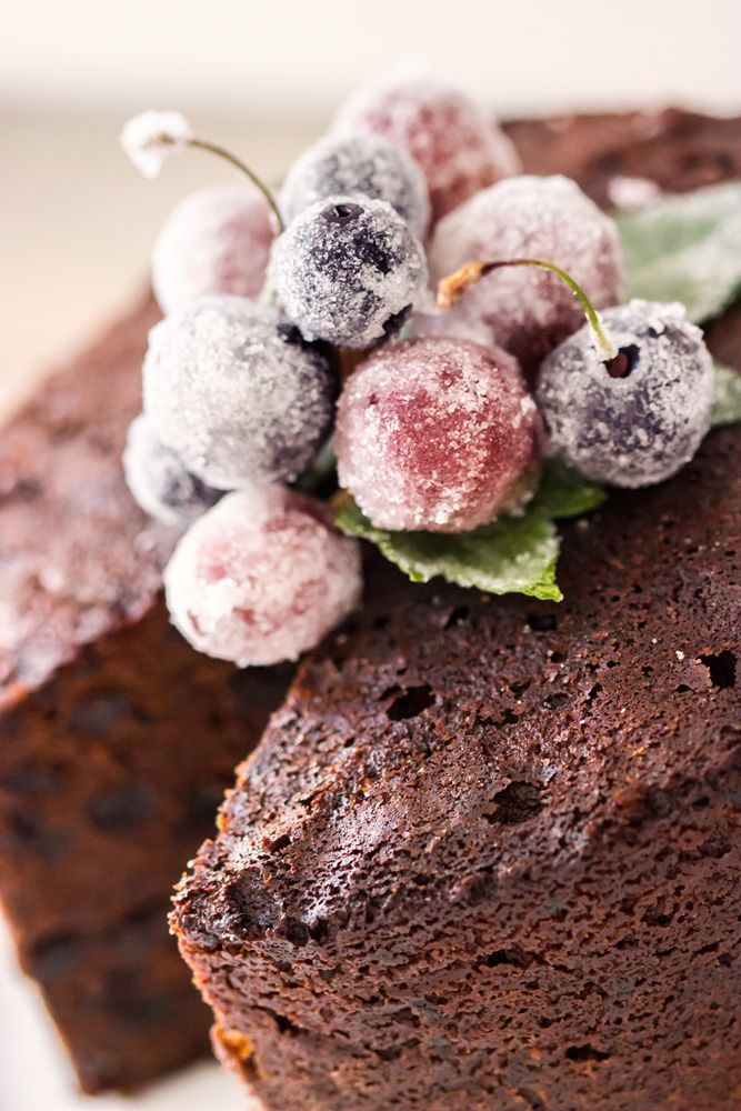 You could cook this exquisite Chocolate Fruit Cake - join us for the LIVE bake http://www.kiallafoods.com.au/bake-along/