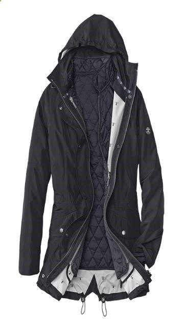 Barbour Womens Waterproof Jacket / Barbour® Womens Trevose Three-In-One Jacket -- Orvis