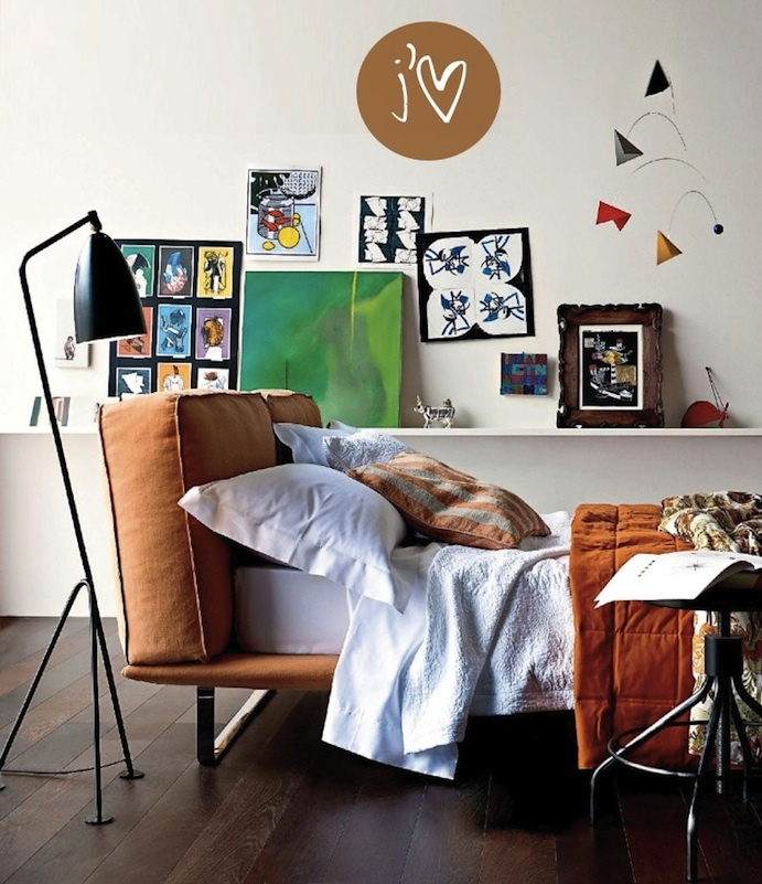 Gubi -  grasshopper floor lamp, Design By Greta Grossman